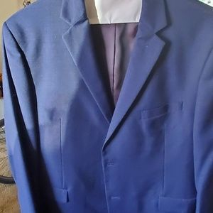 Perry Ellis Premium Blue and Black Suits